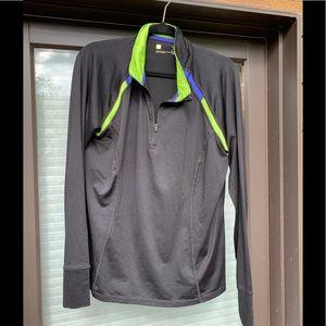 1/4 Zip warm up jacket